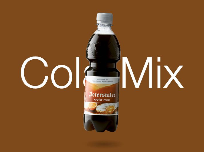 Peterstaler Cola-Mix